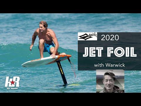 2020 Naish Jet Foil with Warwick