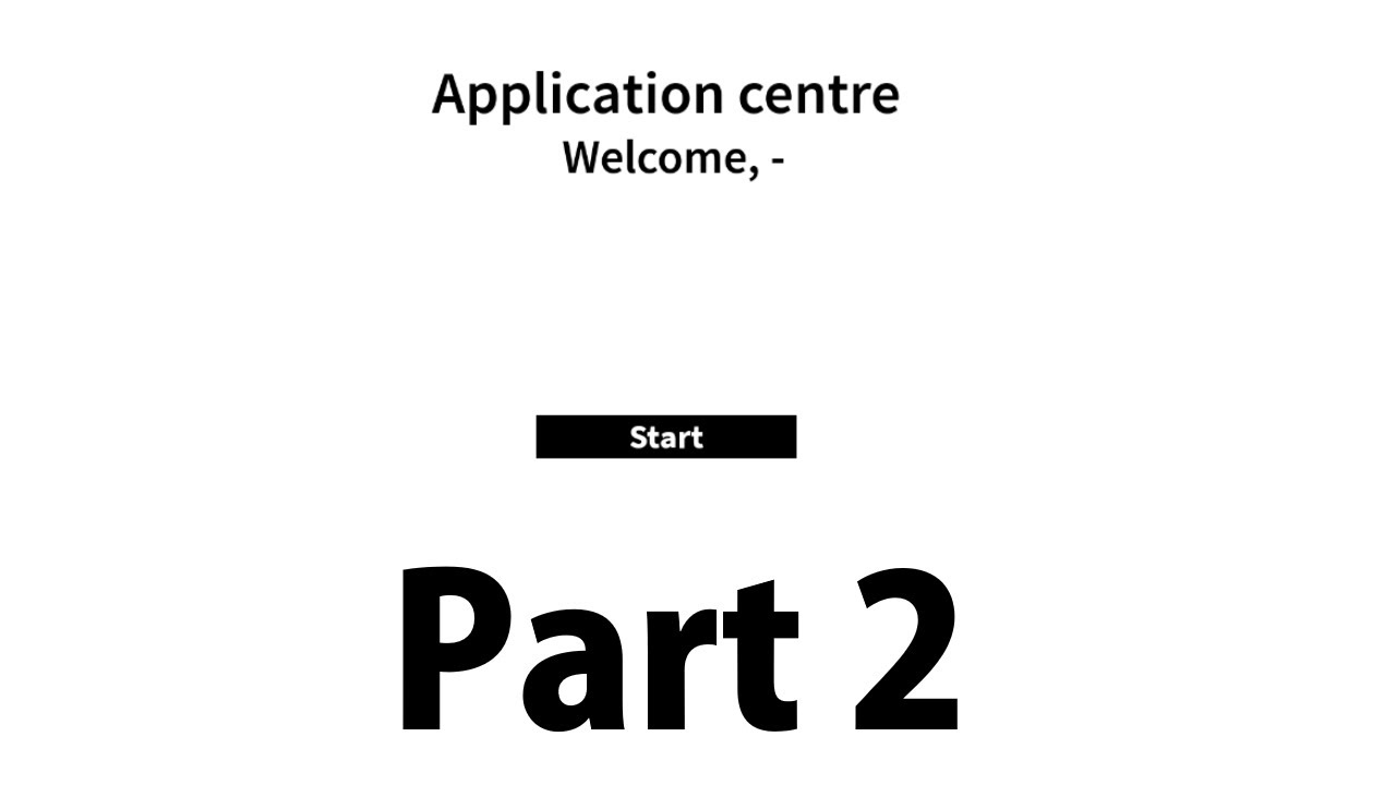 How to make your own application centre   Roblox  Part 2: scripting