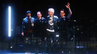 U2 -  Altice Arena LISBOA LISBON  -  Concerto de SEGUNDA FEIRA - 17 Setembro 2018 - VIDEO 13