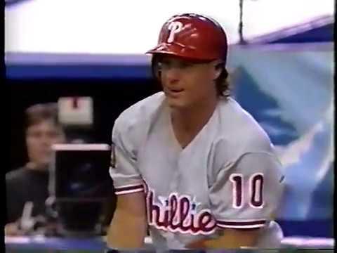 1994 Phillies at Montreal - Bobby Munoz vs Jeff Fassero
