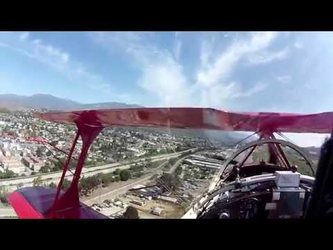 Flying the Pitts