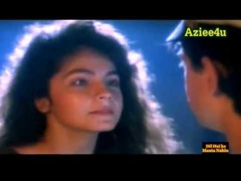 Dil Hai Ke Manta Nahin Mushkil Barri Hai ( Kumar Sanu & Anuradha Paudwal ) *Aamir Khan * HD