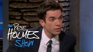 John Mulaney On Dog Nicknames & Drugs