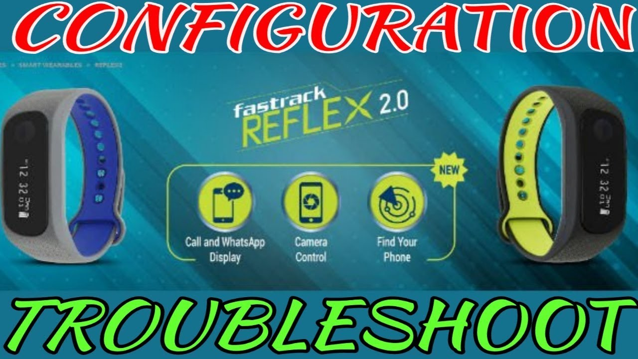 How to Connect, Use Fastrack Reflex 2 0 | Best Sports Band Under 2000  fullpackage