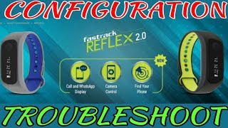 How to Connect, Use Fastrack Reflex 2.0 | Best Sports Band Under 2000 fullpackage