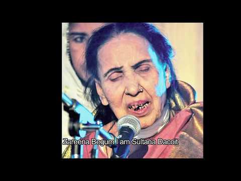 Zareena Begum - The last living courtesan of Awadh