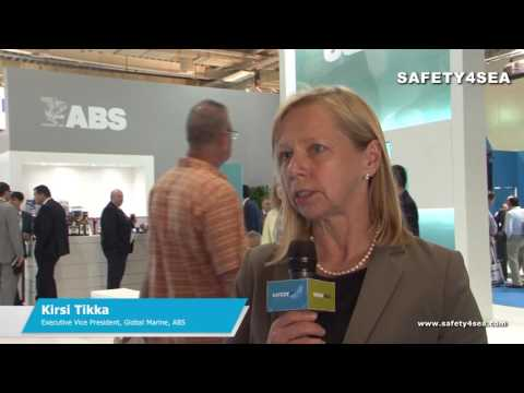 Interview with Kirsi Tikka, ABS