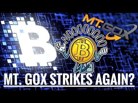 Mt. Gox Strikes again...  but this is bullish.