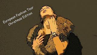 ETM FASHION TOUR CHRISTMAS EDITION