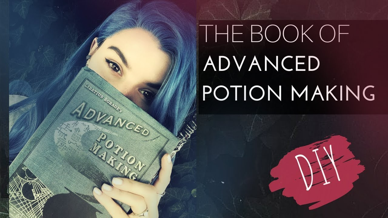 photo about Advanced Potion Making Printable identify Do it yourself Highly developed Potion Manufacturing Reserve