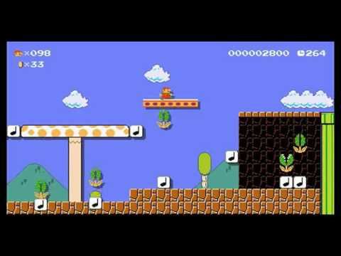 Super Mario Maker for Nintendo 3DS. M13-4. 1.ª medalla