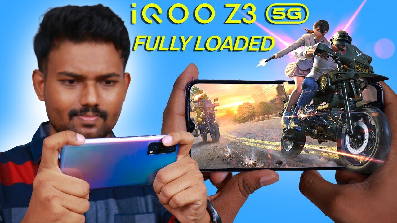 இந்த விலைக்கு 5Gல இது மாதிரி Gaming Mobile எதுவுமே இல்ல! 😎| iQOO Z3 Best Performance Gaming Mobile 🔥