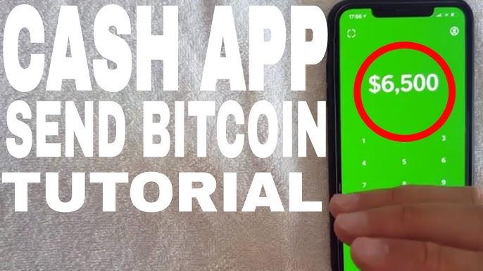 Wie man Bitcoin von Cash App zum Exodus verschiebt