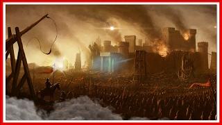 Путешествие TES: Skyrim: Серия №180 — ПРЫЖОК ВЕРЫ ВО ВРЕМЯ ОСАДЫ
