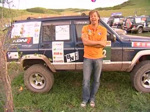 Top Speed Gold, Green Raid Rally Mongolie