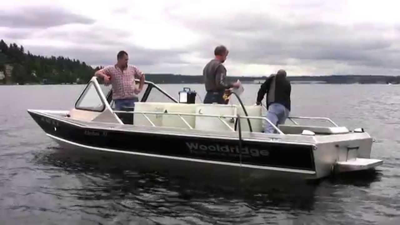Wooldridge 20' Alaskan XL Inboard