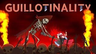 HAPPY ROOM DUNGEON #7 : La mort par le bourreau de la guillotine