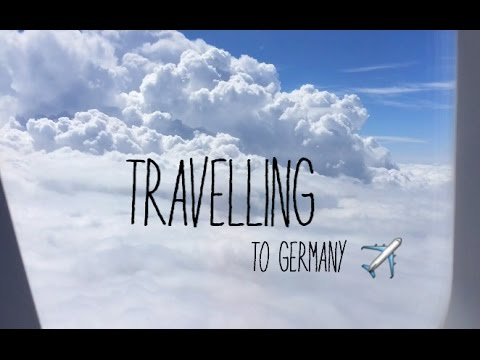 Germany Travel Vlog - Magda Grobien