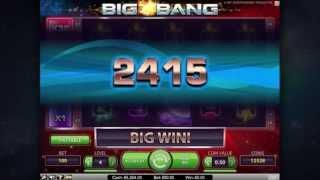 BIG Bang bei Mr Green Thumbnail