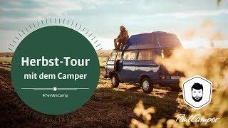Camping an Mosel und Rhein im Herbst - Mit 7 Bloggern unterwegs