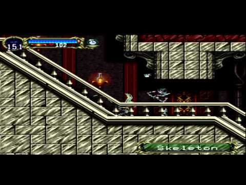 Castlevania Symphony of the Night - 16 To the Colosseum