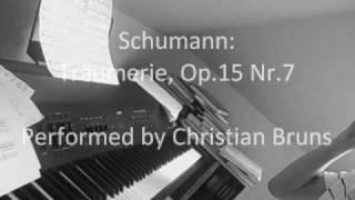 Schumann - Träumerei (Dreaming), Op.15 Nr.7