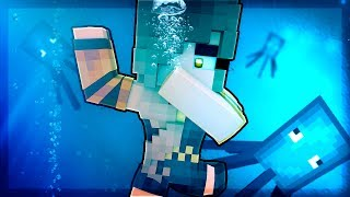 Minecraft - I LOST MY HOME!!! NEIGHBORHOOD FLOOD DESTROYED MY HOUSE!! (Minecraft Roleplay)
