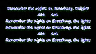 DJ Antoine vs Mad Mark - Broadway (DJ Antoine vs Mad Mark 2012 ) [Lyrics on Screen]
