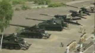 Pak Army Artillery Excersice