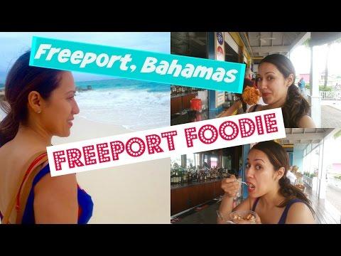 Grand Bahamas Travel Vlog - Freeport Foodie
