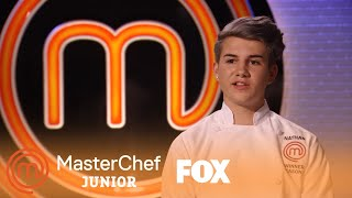 Where Are They Now? - Nathan (Season 3 Winner) | MASTERCHEF JUNIOR