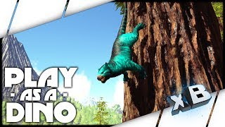 I am THYLACOLEO! :: ARK: Play as a Dino!