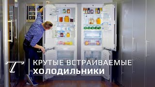 встраиваемый холодильник Liebherr IKBP 3560 обзор