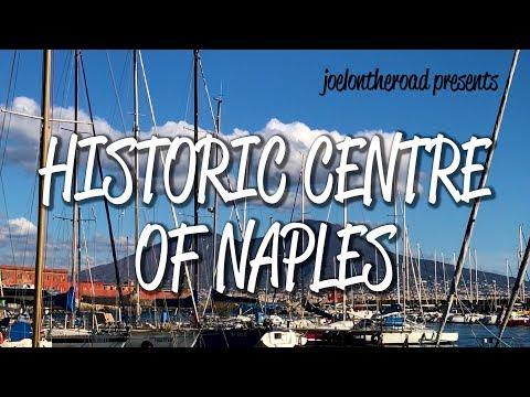 Historic Centre of Naples - UNESCO World Heritage Site