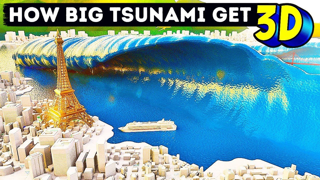 Biggest Tsunami Waves This Planet Ever Saw