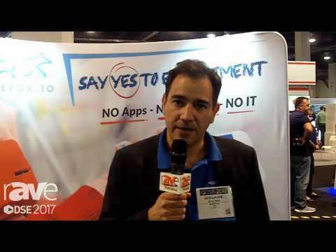 DSE 2017: BLUEFOX Detects Mobile Phones In Real Time With Ability To Send Messages
