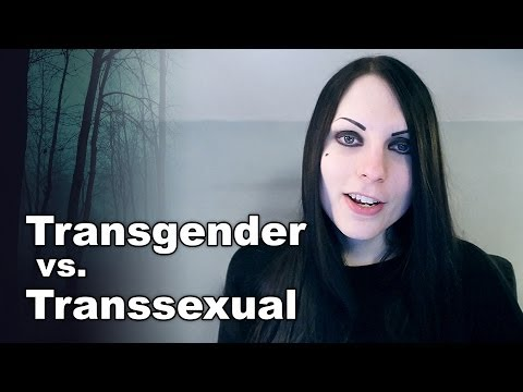 Difference Between Transgender & Transsexual