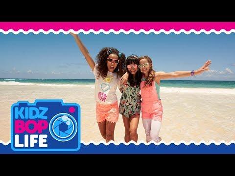 KIDZ BOP Life: Vlog # 36 - Liv & the KIDZ BOP Kids in Punta Cana (Part 1)
