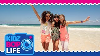 KIDZ BOP Life: Vlog # 36 - Liv & the KIDZ BOP Kids in Punta Cana (Part 1)