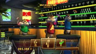 134 ALVIN & THE CHIPMUNKS CHIPWRECKED WII