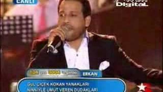 Popstar Erkan Anam