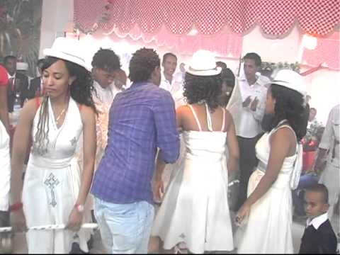 eritrean wedding in israel yemane with fyori 2013