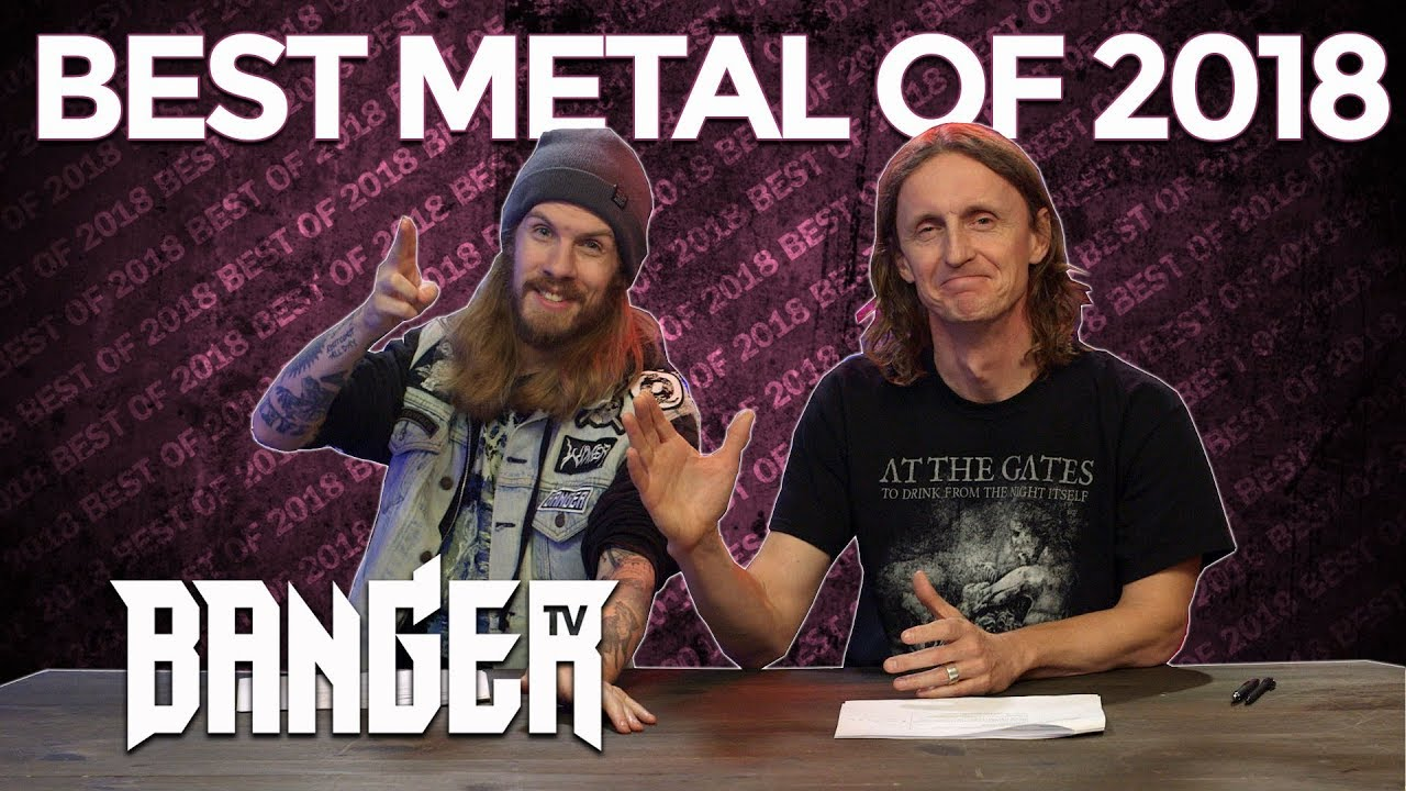 BEST METAL OF 2018 episode thumbnail