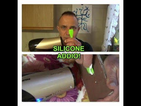 Silicone Eliminalo In Un Attimo Senza Prodotti Chimici Da Qualsiasi