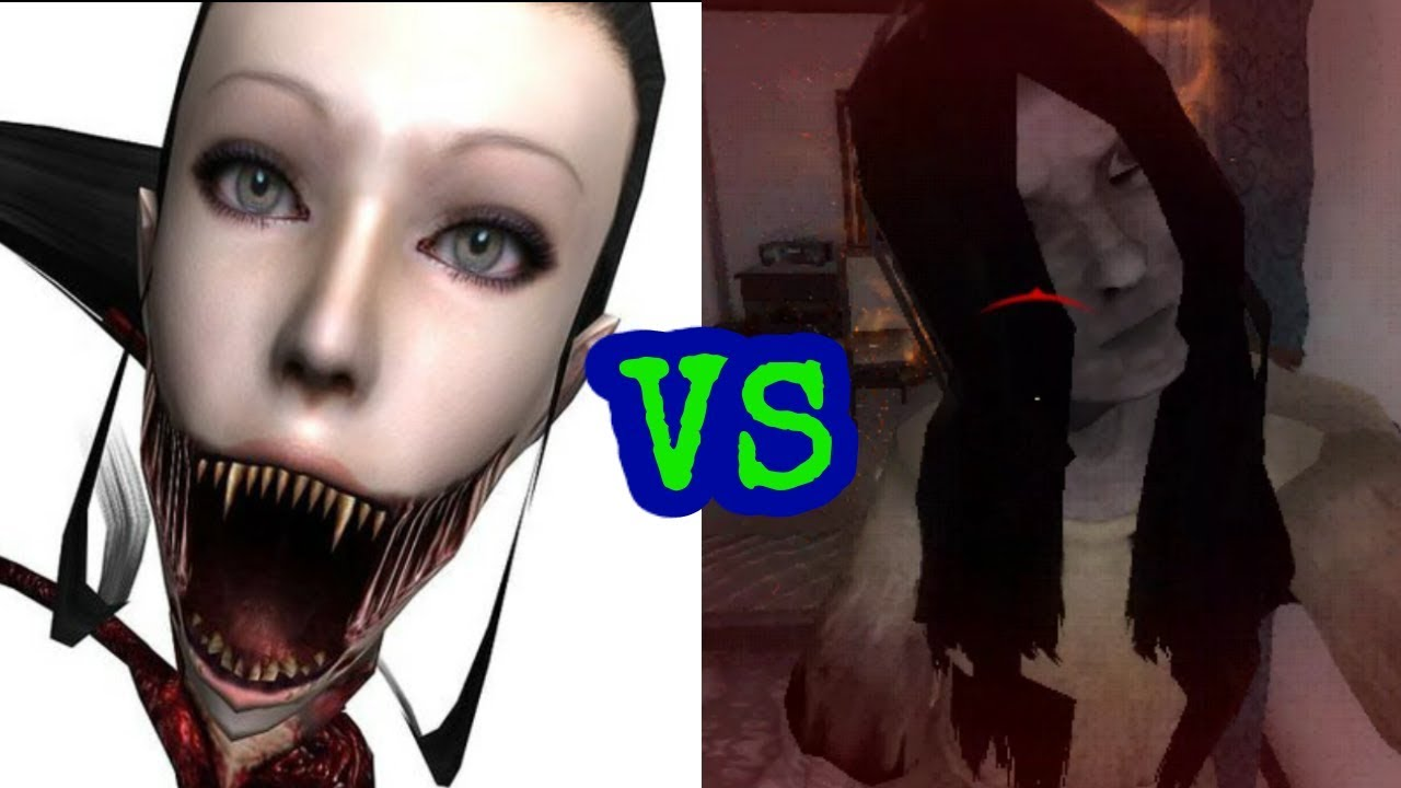 Eyes The Horror Game vs Paranormal Territory 2
