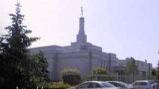 Regina Saskatchewan LDS (Mormon) Temple - Mormons