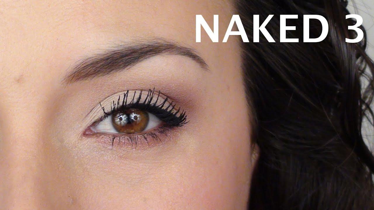Assez Rose et Pêche en douceur (Naked 3) | Tutoriel maquillage paupières  TS78