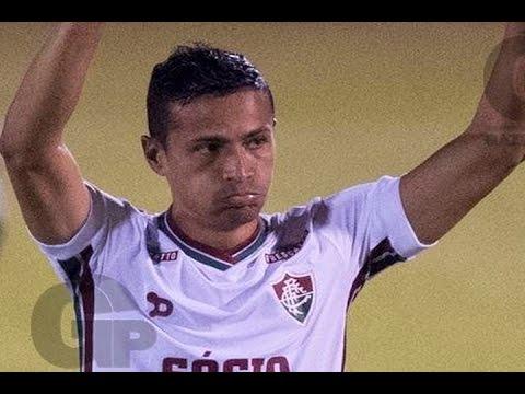 Gol de Cícero, Fluminense 1 x 2 Chapecoense - Série A 15/09/2016