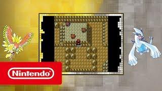 Pokémon Gold Version and Pokémon Silver Version - Launch Trailer (Nintendo 3DS)
