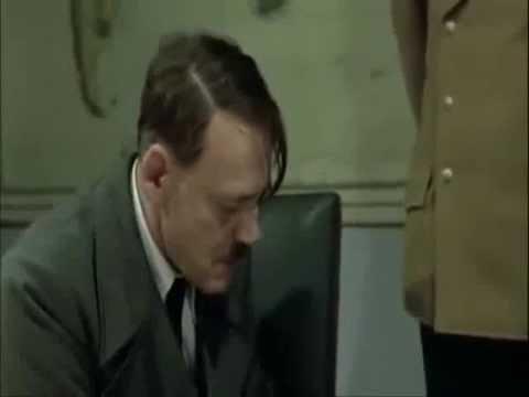 Hitler sbrocca per l' esame di Storia della Musica